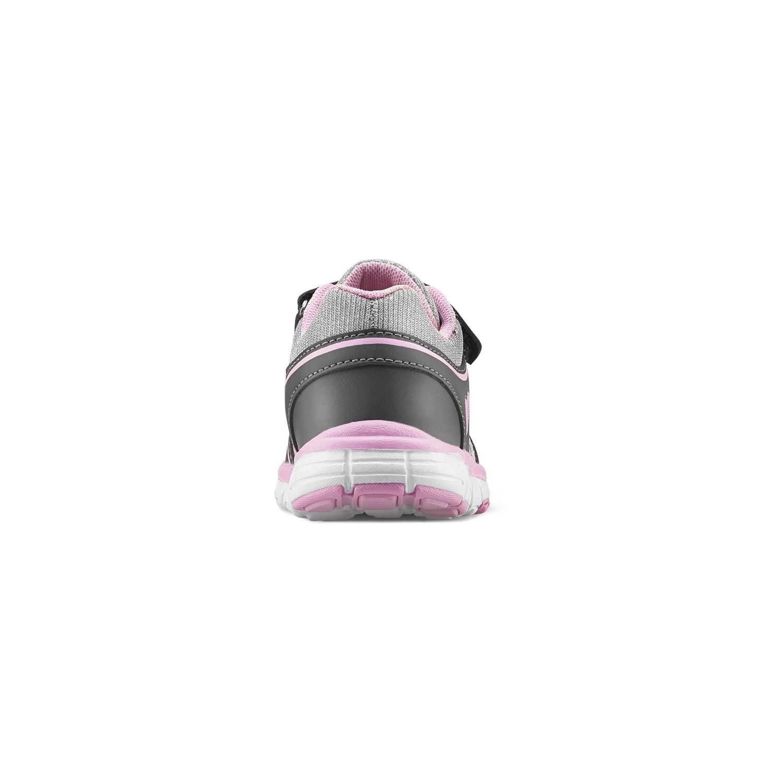 MINI B Sneakers da ragazza con chiusure a velcro Scarpe da ginnastica con strap 5hdVzF